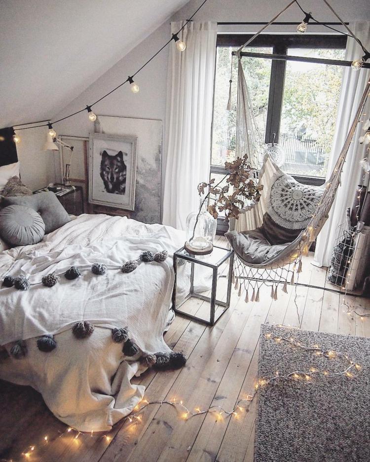 Schlafzimmer Deko Ideen Ausgezeichnet On überall Für Die Gestaltung Farben Im Boho Style 1