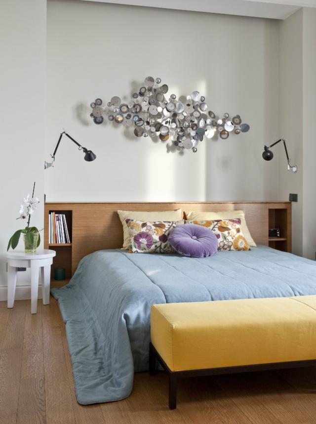 Schlafzimmer Deko Ideen Einzigartig On In Dekorieren 55 Für Wandgestaltung Co 8