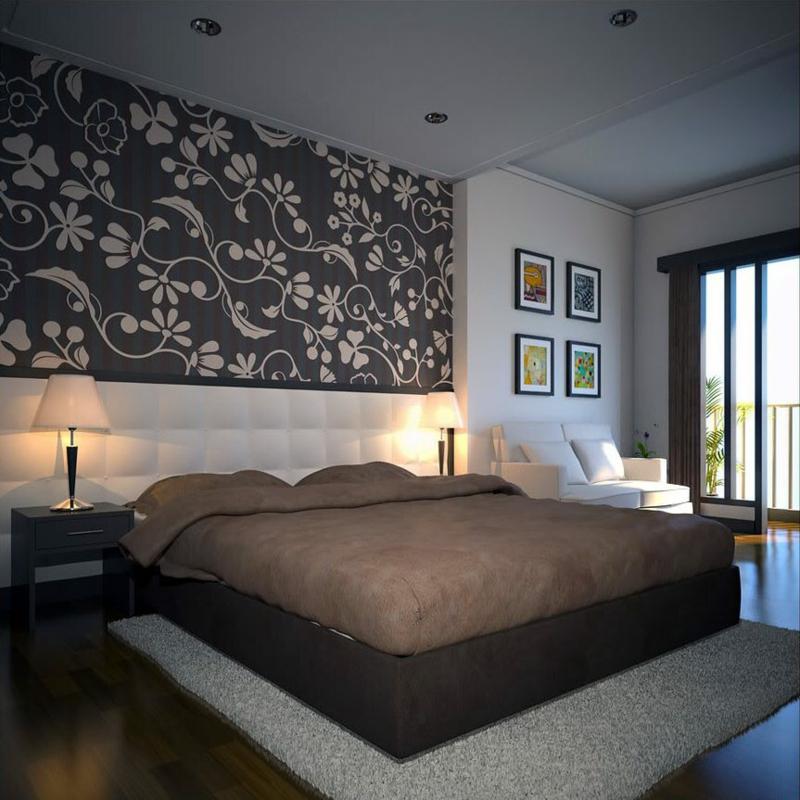 Schlafzimmer Deko Ideen Unglaublich On Beabsichtigt Dekorieren 55 Für Wandgestaltung Co 4