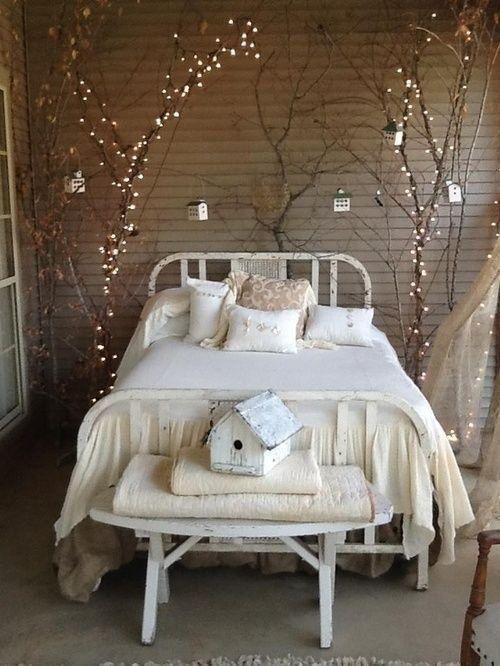 Schlafzimmer Deko Lichterkette Ausgezeichnet On Beabsichtigt Phantasie Schön Absicht Auf 1