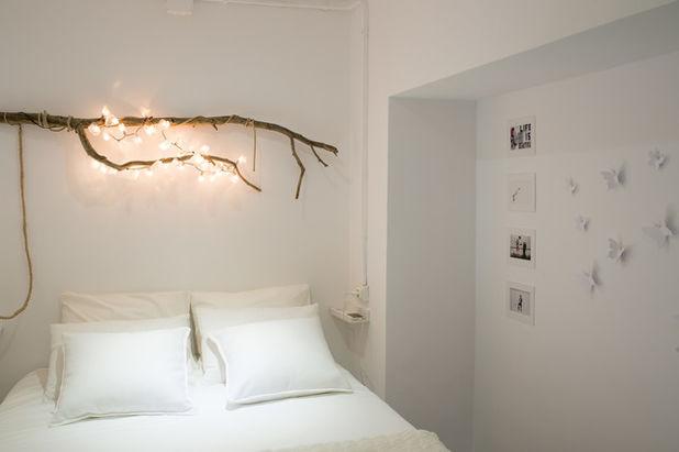 Schlafzimmer Deko Lichterkette Bemerkenswert On Mit Lichterketten 10 Ideen Die Ihr Zuhause Zum Leuchten Bringen 6
