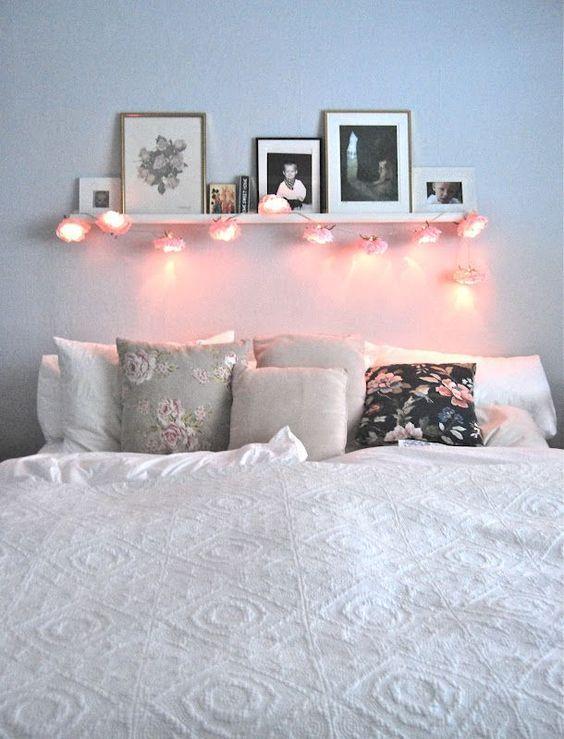 Schlafzimmer Deko Lichterkette Glänzend On In Bezug Auf Haus Fürs Kinderzimmer Oder 7