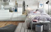 Schlafzimmer Einrichten Ikea Malm