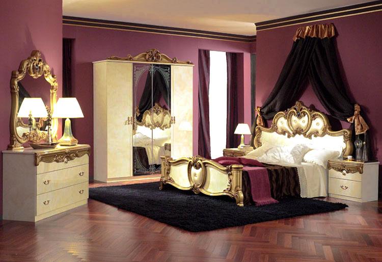 Schlafzimmer Gold Einfach On Innerhalb Govconip Com 4