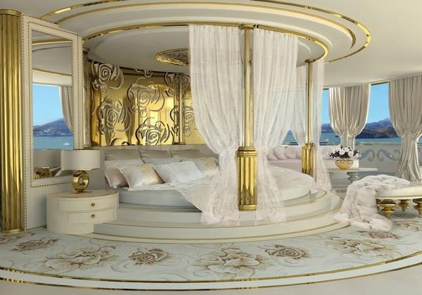 Schlafzimmer Gold Frisch On Beabsichtigt Einzigartig In Bezug Auf 1