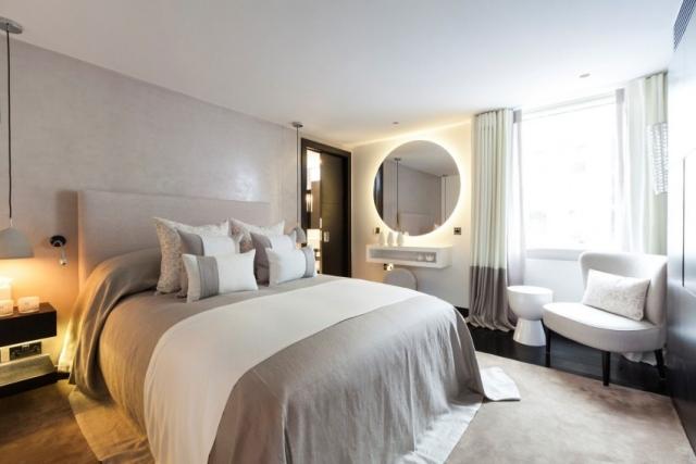 Schlafzimmer Ideen Modern On Mit Gestalten 130 Und Inspirationen 2