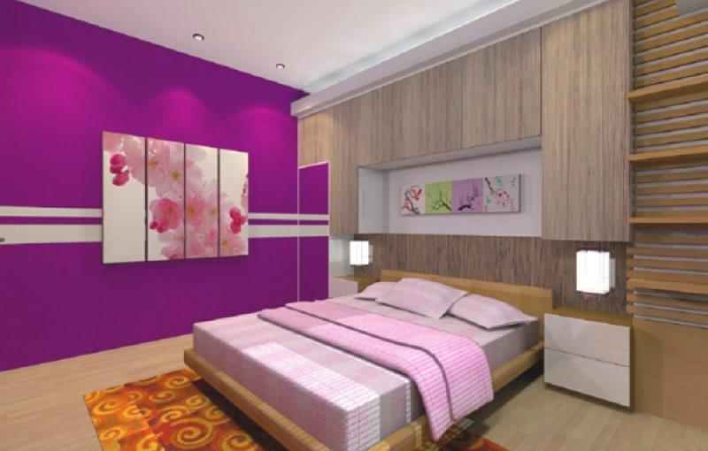 Schlafzimmer Lila Wand Exquisit On In Veranda Auf Plus Keyword 8