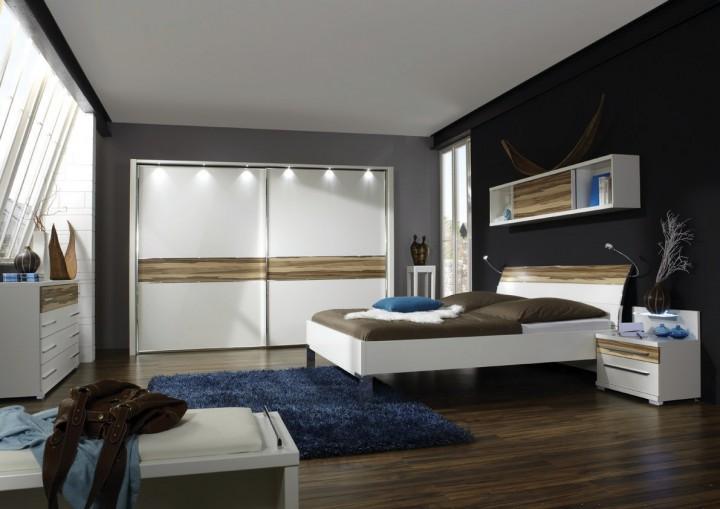 Schlafzimmer Modern Komplett On Für Einfach Innen Obratano Com 5