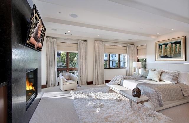Schlafzimmer Modern Und Luxus Fein On Auf Wohnen 5 9