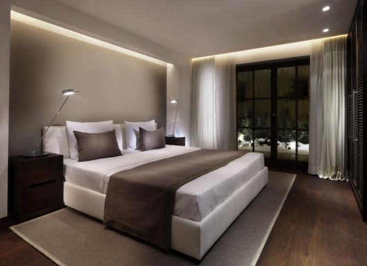 Schlafzimmer Modern Und Luxus Unglaublich On Beabsichtigt Ausgezeichnet In Cool 1