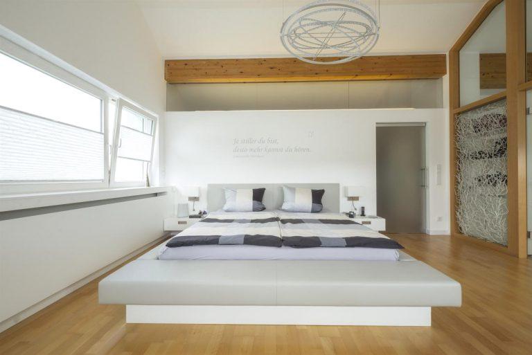 Schlafzimmer Modern Wandschräge Erstaunlich On Mit Fesselnd Auf Dekoideen Fur Ihr 7