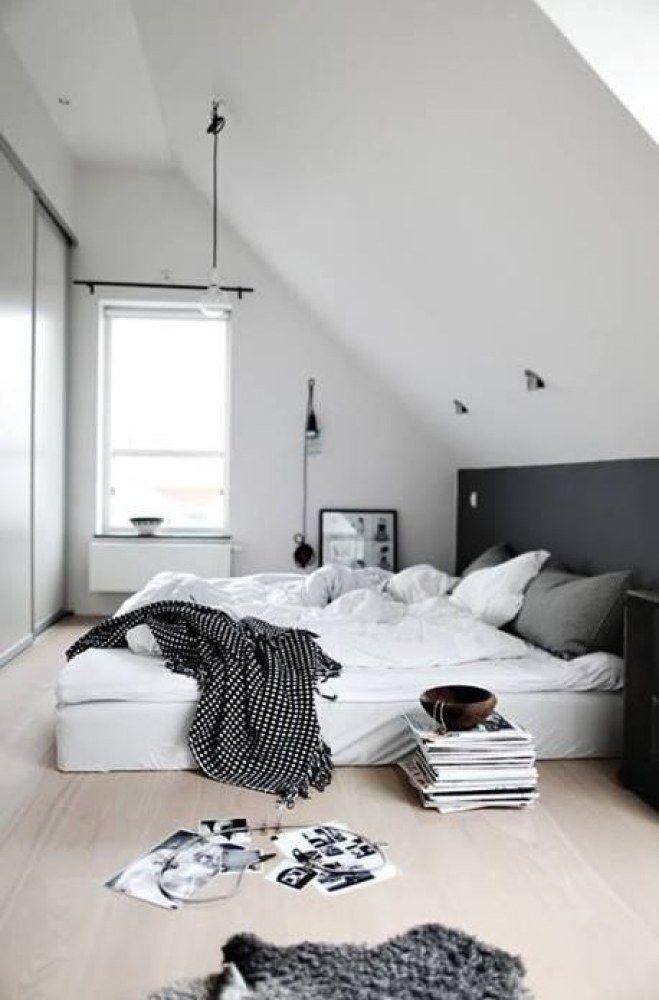 Schlafzimmer Modern Wandschräge Großartig On Mit Ornament Dachschräge Ideen Die Besten 25 Schräge 2