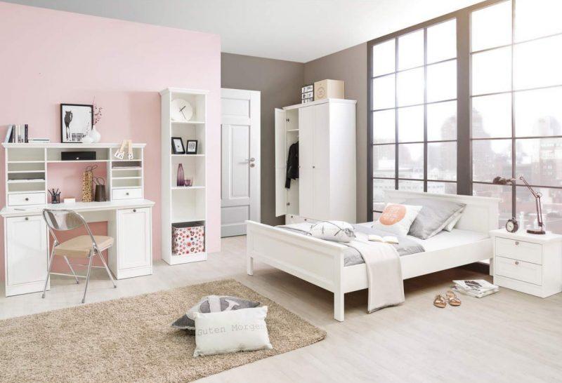 Schlafzimmer Stockholm Glänzend On Beabsichtigt STOCKHOLM Im Landhausstil Weiß Set 3 2