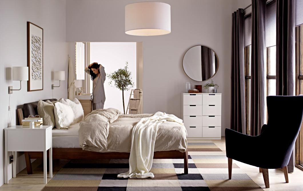 Schlafzimmer Stockholm Kreativ On In Bezug Auf Fur STOCKHOLM Anderson Pine Trüffel Mit 4