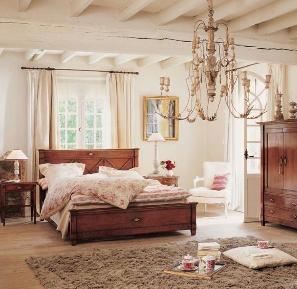 Schlafzimmer Vintage Kreativ On In Ideen Für Die 8