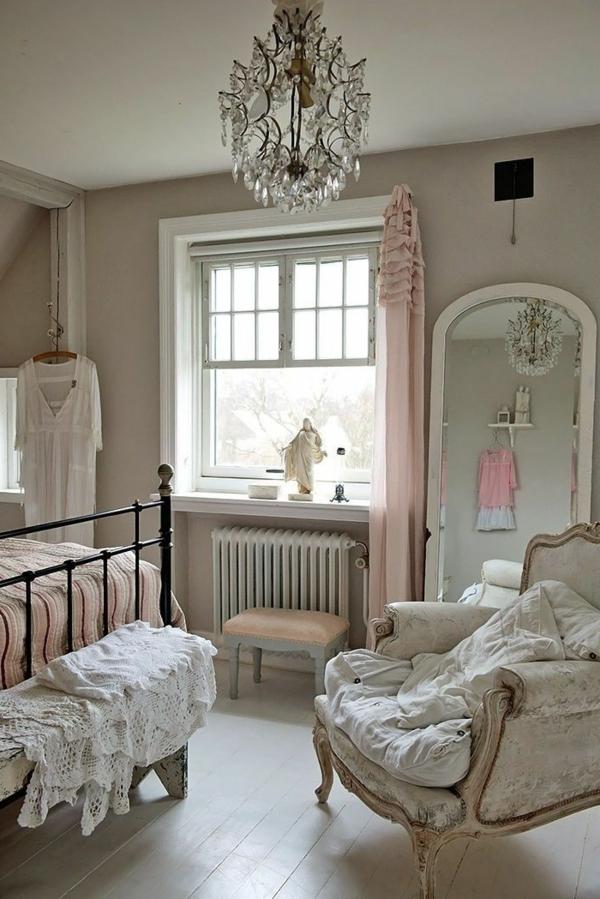 Schlafzimmer Vintage