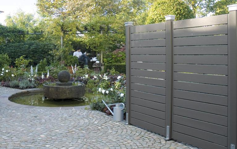 Schön On Andere überall Edelstahl Sichtschutz Tolle Wpc Zum Kaletrans Wohndesign 8