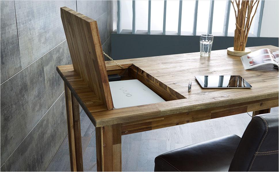 Schreibtisch Bauen Arbeitsplatte Charmant On Andere Mit Selber Anleitung Von HORNBACH 4