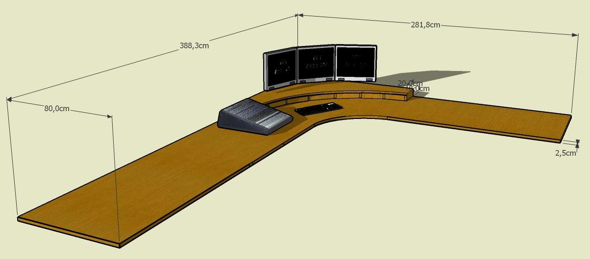 Schreibtisch Bauen Arbeitsplatte Stilvoll On Andere Für Ausgezeichnet Chef Selber 7