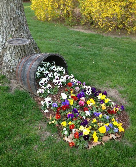 Selber Machen Ideen Garten Nett On Innerhalb Die Besten 25 Gartendeko Auf Pinterest Hinterhof 9