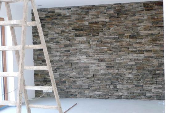 Steinwand Im Haus Einzigartig On Andere Für Wand Ernährung Ihr Design 3