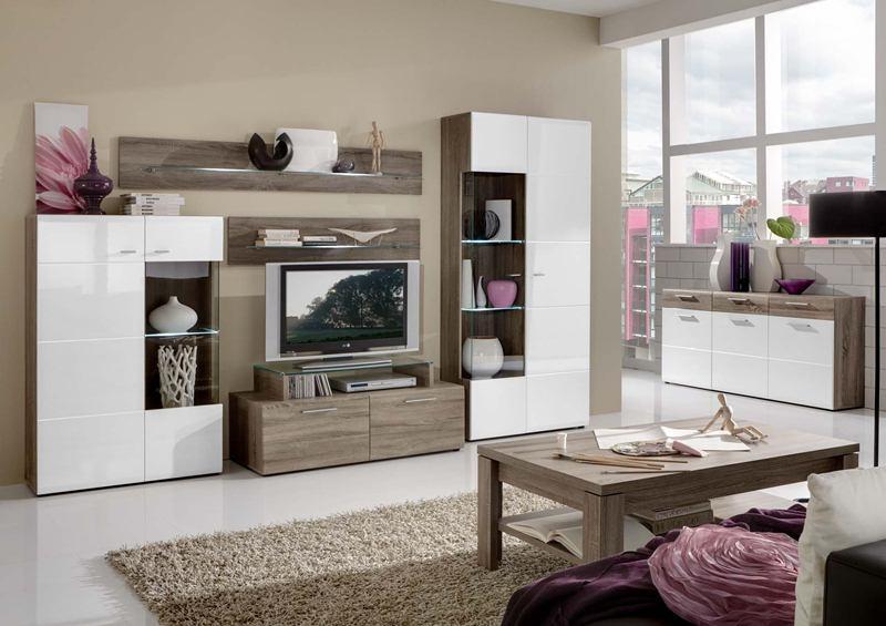 Streichen Im Wohnzimmer Bescheiden On Für Charmant Muster Wand Ideen Schablone Zick 5