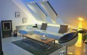 Stylische Wohnzimmer