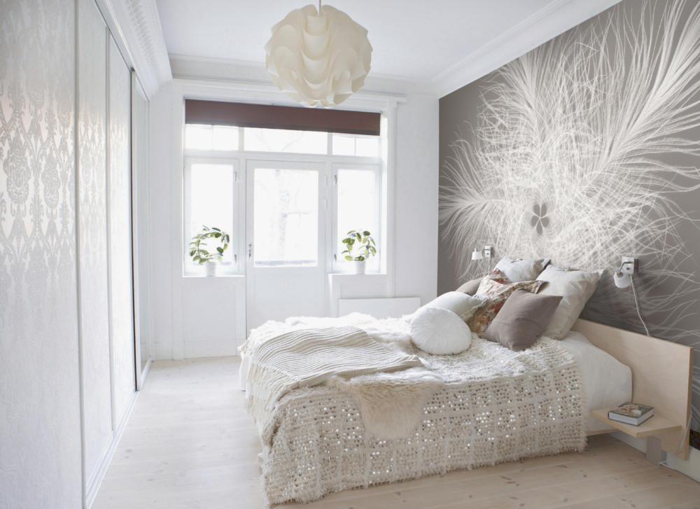 Tapete Schlafzimmer Romantisch Bescheiden On In Bezug Auf Ideen For Designs Zuerst Mit 9