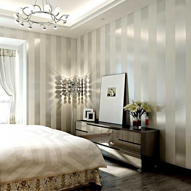 Tapete Schlafzimmer Romantisch Nett On Auf Kreativ In Bezug 2