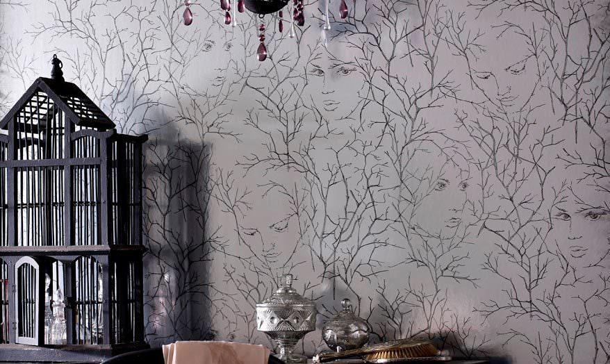 Tapete Schlafzimmer Romantisch Wunderbar On Beabsichtigt Romantische Tapeten Für Individualisten Romantik Neu Erleben 3