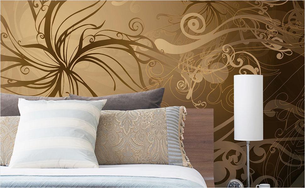 Tapete Schlafzimmer Romantisch Zeitgenössisch On Beabsichtigt Tapeten Fürs Bei HORNBACH 7