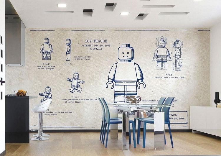 Tapeten Fuer Kueche Bemerkenswert On Andere In Beeindruckende Ideen Wohnraum Und Tapete Für Küche 4