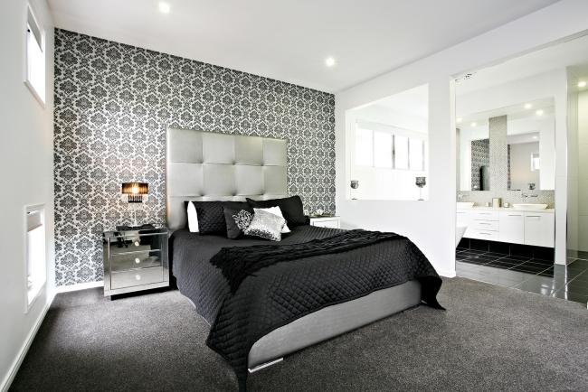 Tapeten Ideen Schlafzimmer Ausgezeichnet On Auf Im 26 Wohnideen Für Akzentwand 2