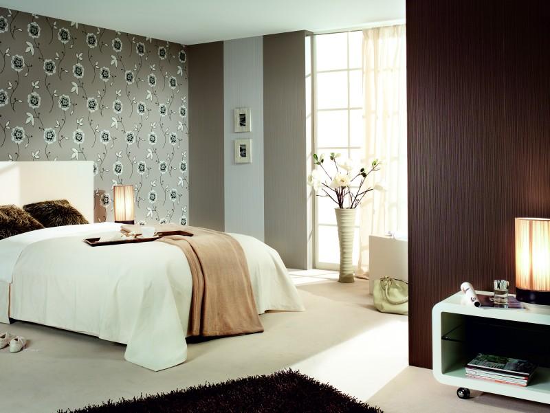 Tapeten Ideen Schlafzimmer Unglaublich On Mit Cabiralan Com Gestalten 8