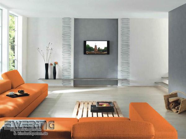 Tapezieren Wohnzimmer Imposing On Für Modern Www Sieuthigoi Com 4