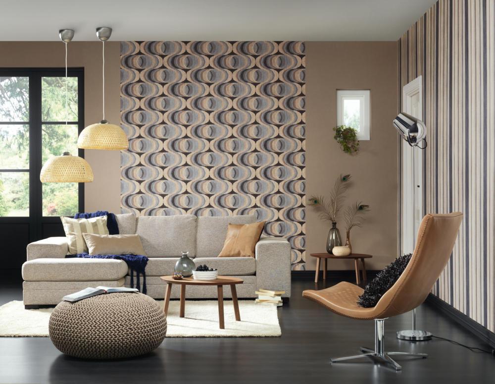 Tapezieren Wohnzimmer Schön On In Bezug Auf Foyer Mit Amocasio Com 6 5