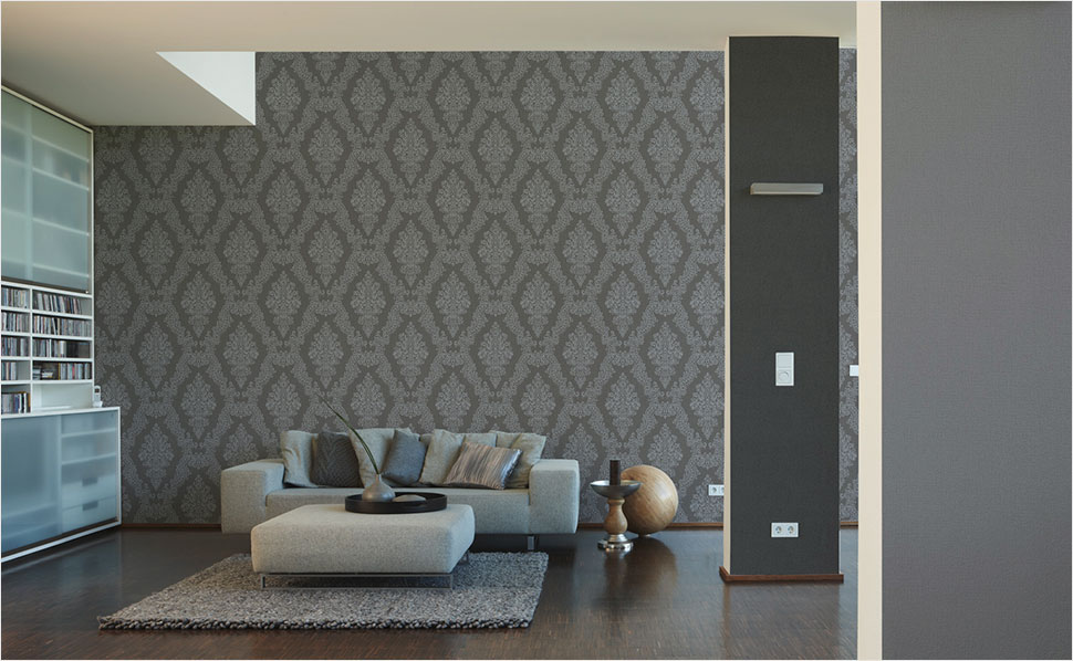 Tapezieren Wohnzimmer Zeitgenössisch On Beabsichtigt Tapeten Fürs Bei HORNBACH 8