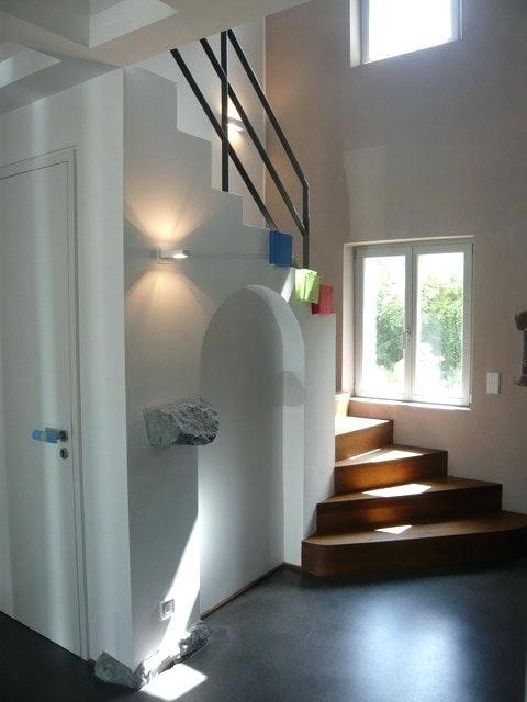 Treppenhaus Einfamilienhaus Einzigartig On Andere Auf Wandgestaltung Openpad Me 9