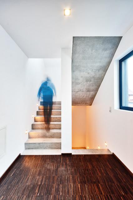 Treppenhaus Einfamilienhaus Imposing On Andere Innerhalb Neubau Heppenheim 8