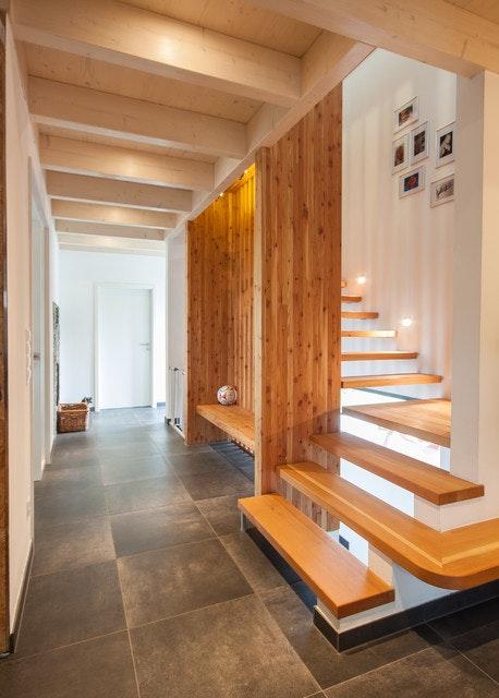 Treppenhaus Einfamilienhaus Kreativ On Andere Für Innen Und Aussen Architektur 5