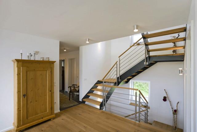 Treppenhaus Einfamilienhaus Perfekt On Andere überall Aus Frammersbach 1