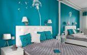 Türkis Bilder Fürs Schlafzimmer