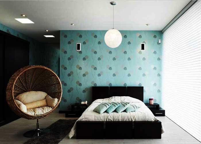 Türkis Bilder Fürs Schlafzimmer Herrlich On Beabsichtigt Tapeten Für 20 Idee Mit Favoriten Design 2