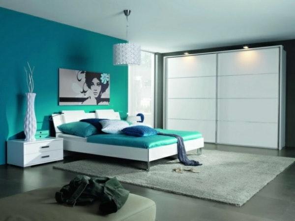 Türkis Bilder Fürs Schlafzimmer Schön On überall Cabiralan Com 3
