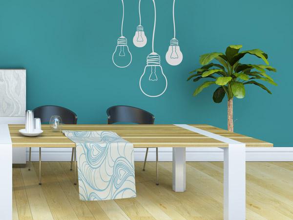 Türkise Wand Großartig On Andere Mit Farbtrend Grün Und Blau Kombinieren Tipps Ideen 5