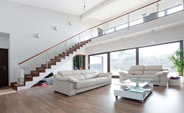 Villa Wohnzimmer Modern Bescheiden On Für Fur Ruaway In Der Bilder Robelaundry Com 5