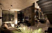 Villa Wohnzimmer Modern