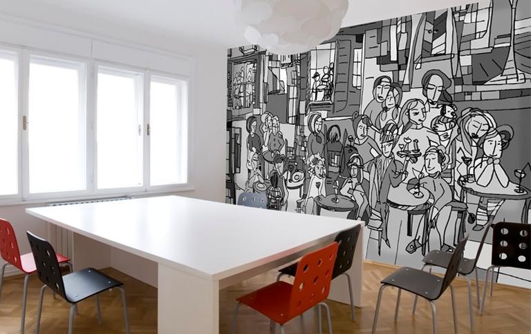 Wand Gestalten Erstaunlich On Andere überall Wandgestaltung Von Wohnzimmer Bis Küche SCHÖNER WOHNEN 1