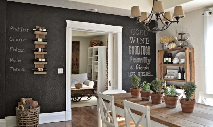 Wand Gestalten Mit Fotos Erstaunlich On Andere Innerhalb Wandgestaltung Esszimmer Liebenswert 2