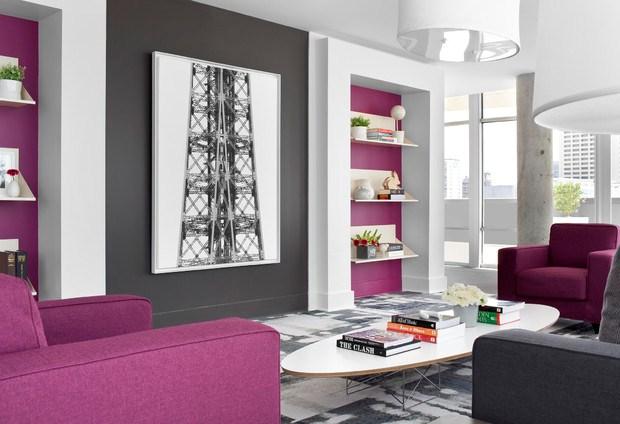 Wände Farben Ideen Nett On Und Für Wohnzimmer 55 Tolle Farbgestaltung 4